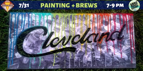 Painting + Brews at Bookhouse Brewing! tickets
