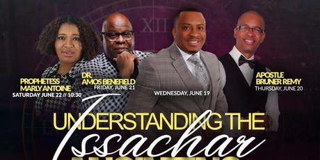 The Issachar conference  tickets