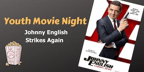Johnny English Strikes Again Youth Movie Night  tickets