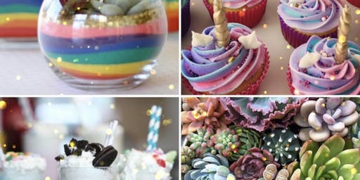 Kids school holiday rainbow sand succulent terrarium  workshop