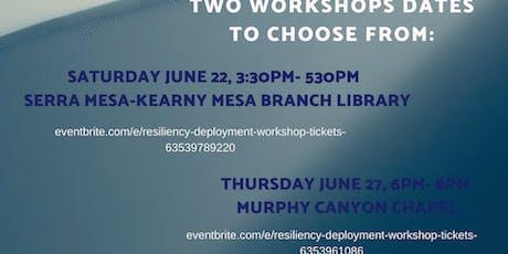 Resiliency & Deployment Workshop tickets