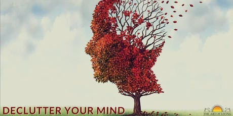 Declutter Your Mind & DeStress tickets