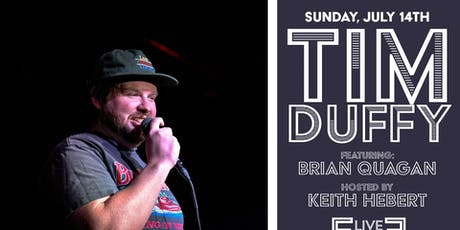Tim Duffy | Sunday Night Comedy @ Empire Live Music & Events tickets