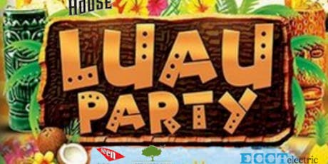 SUMMER SEEN / The Luau Party  tickets