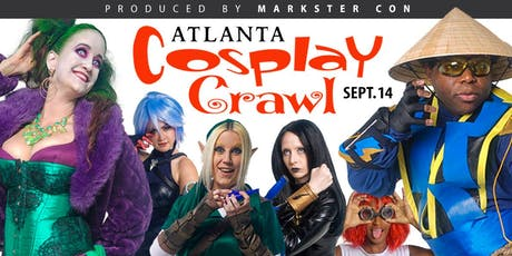 Cosplay Pub Crawl (Atlanta, GA) tickets