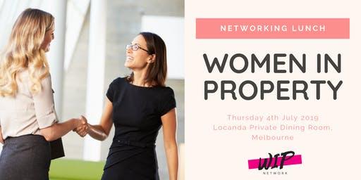 Women in Property Networking Lunch