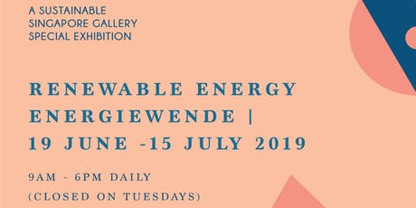 Renewable Energy Innovation – Energiewende Exhibition tickets