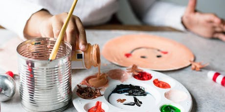Trott Park | Make Your Own Paper Plate Animals tickets