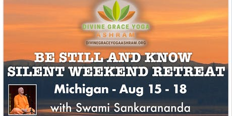 """Be Still and Know"" Michigan Silent Retreat at Song of the Morning Ranch tickets"
