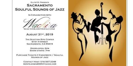 Sacramento Soulful Sounds of Jazz tickets