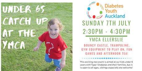 DYA Under 6s Catch up! tickets
