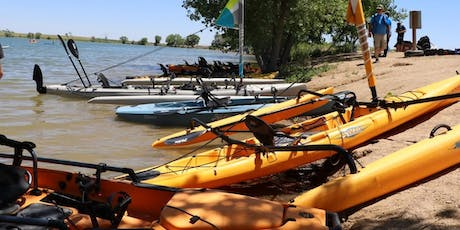 Hobie Kayak & Sailboat Demo Day: Union Reservoir, Longmont CO tickets