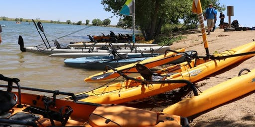 Hobie Kayak & Sailboat Demo Day: Union Reservoir, Longmont CO