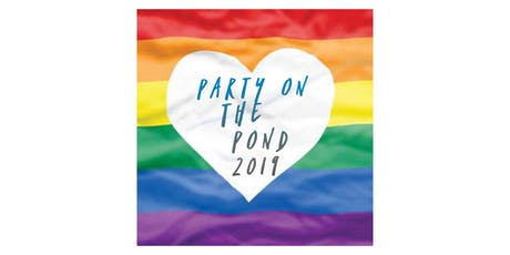 """RUVOLO LAW GROUP'S """"PARTY ON THE POND"""" 2019! tickets"""