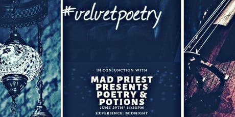 Poetry & Potions: A Collaboration Between Words and Drinks  tickets