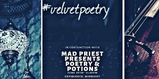 Poetry & Potions: A Collaboration Between Words and Drinks