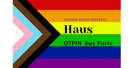 Haus: QTPOC Day Party tickets