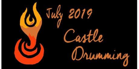 Castle Drumming July 2019 tickets