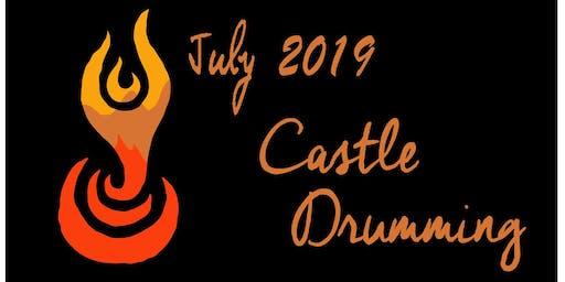 Castle Drumming July 2019
