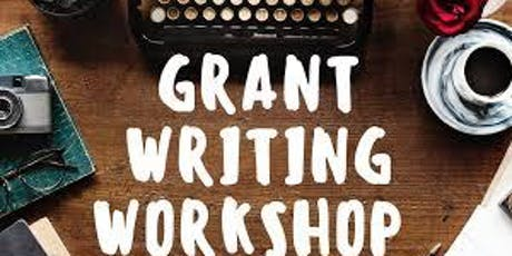 Grant Writing Class with 3 Raptor Consulting tickets