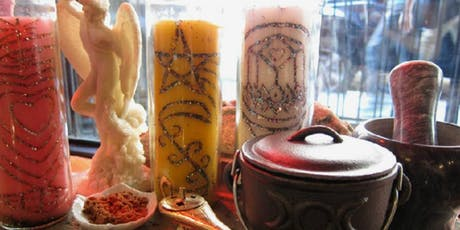 Magical Candle Carving (July 20) tickets
