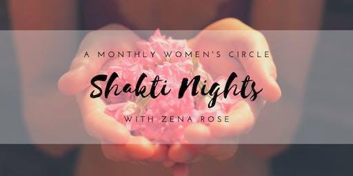 Shakti Nights - Nourish Your Soul