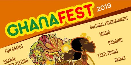 GhanaFest 2019 - Cultural and Entertainment Annual Event tickets