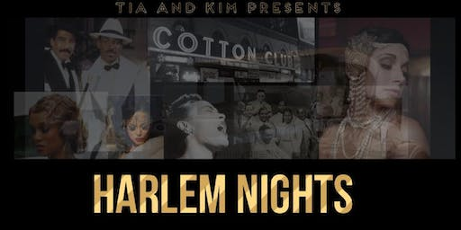 Harlem Nights Fundraising Gala
