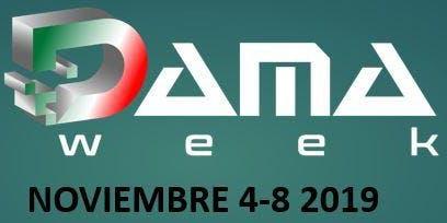 DAMA Week 2019
