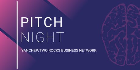 Networking Pitch Night tickets