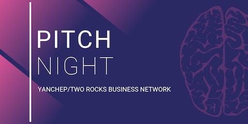 Networking Pitch Night