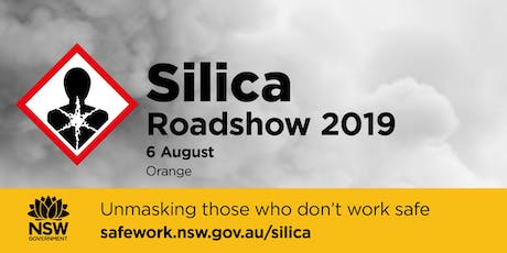 Silica Roadshow - ORANGE tickets