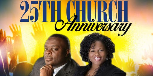 25th Church Anniversary