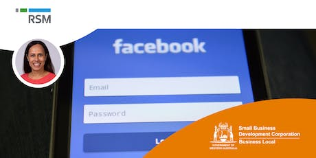 Facebook Essentials for Small Business (Geraldton) tickets