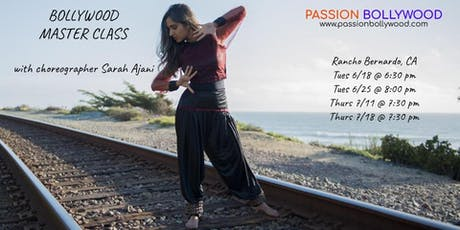 Bollywood Dance - Advanced Class tickets