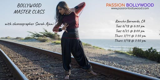 Bollywood Dance - Advanced Class