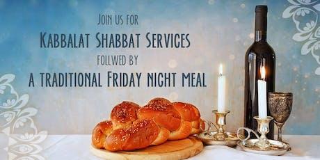 First Friday Kabbalat Shabbat Service & Dinner tickets