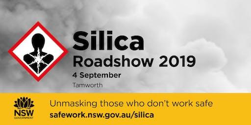 Silica Roadshow - TAMWORTH