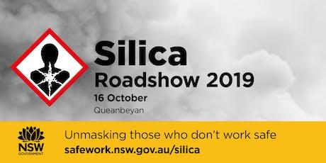 Silica Roadshow - QUEANBEYAN tickets