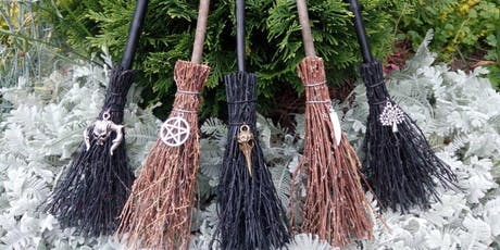 Witches' Conclave - Making a Witch's Broom tickets