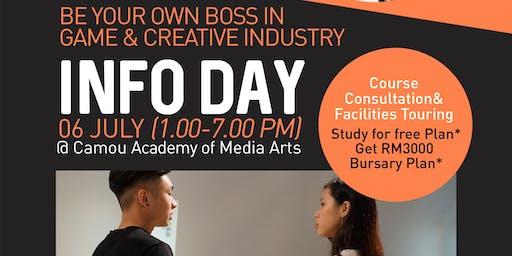 Camou Academy Info Day