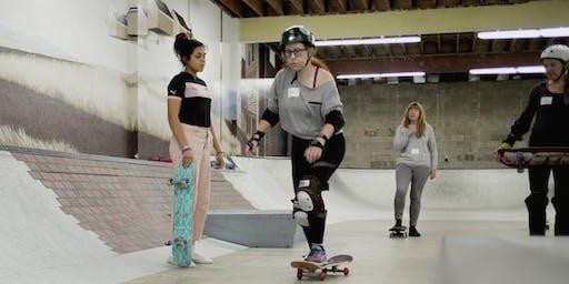 Shred Your Fears Skateboarding Retreat
