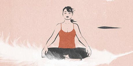 Mind and Meditation-Breathe your stress away !  tickets