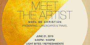 Choose954 Presents Meet The Artist Featuring...