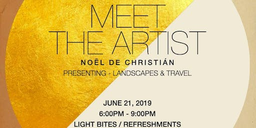 Choose954 Presents Meet The Artist Featuring Photographer Noël de Christián