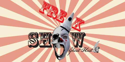 Freakshow Escape Room at Franklin County Fair