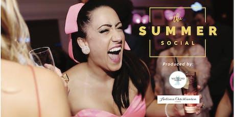 The Summer Social- Wedding Planning Event tickets