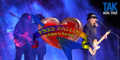 Free Fallin - A Tom Petty Tribute Band at TAK Music Venue