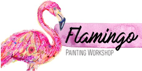 Flamingo Painting tickets