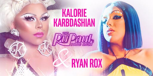 "Kalorie Karbdashian-Williams LIVE in Las Cruces! (""RuPaul's Drag Race"" S10)"